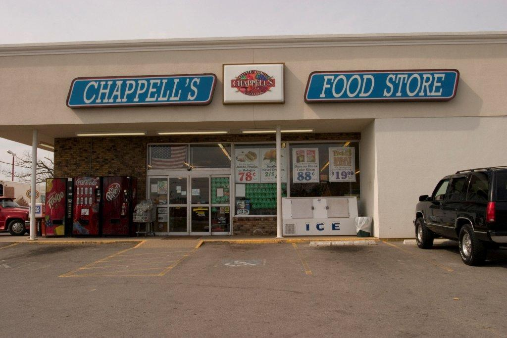 Chappell's Food Store, White Bluff TN