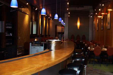 Madison Hotel – Grill 83