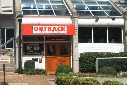 Outback Steaks
