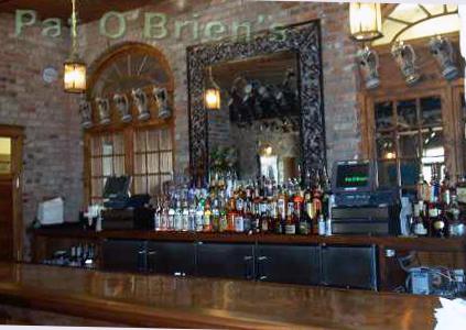 Pat O'Brien's of Memphis